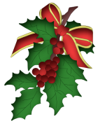 holly-n-berries-bows